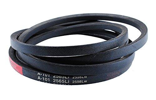 Podoy 954-04219 LTX1045 LTX1046 Replacement Deck Belt for Cub Cadet Mower Deck Belt 754-04219 Cub Cadet 1/2x103
