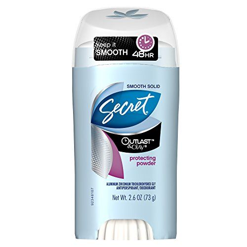 Secret Deodorant Outlast With Olay Smooth Solid Protect2.6 O