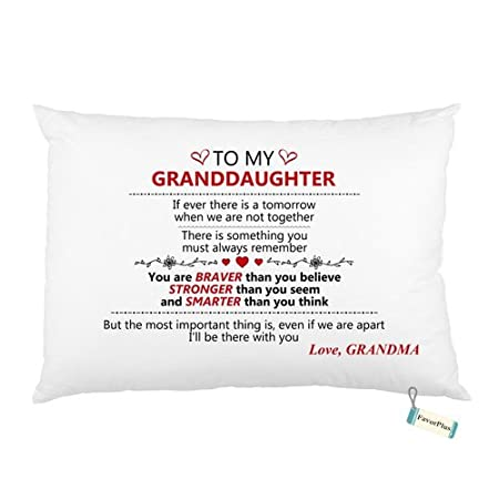 Amazon.com: FavorPlus a mi nieta abuela regalo personalizado ...