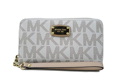 Michael Kors Large Flat Multifunction Phone Case Wristlet - Wallet For Women Michael Kors