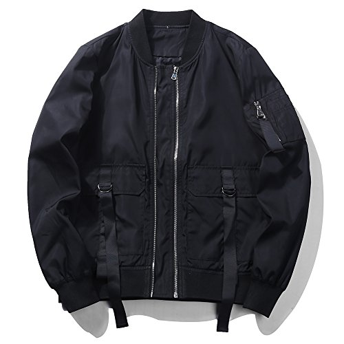 Zip Front Mens Windbreaker - 9