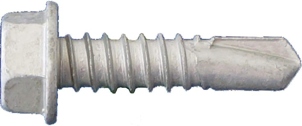 #14 x 3 Daggerz Hex Washer Head Self Drill Screws Dagger-Guard 1000ct