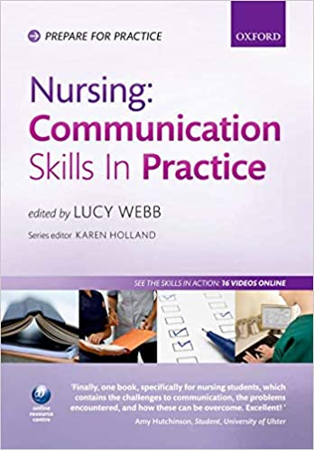 Nursing: Communication Skills in Practice Prepare for
