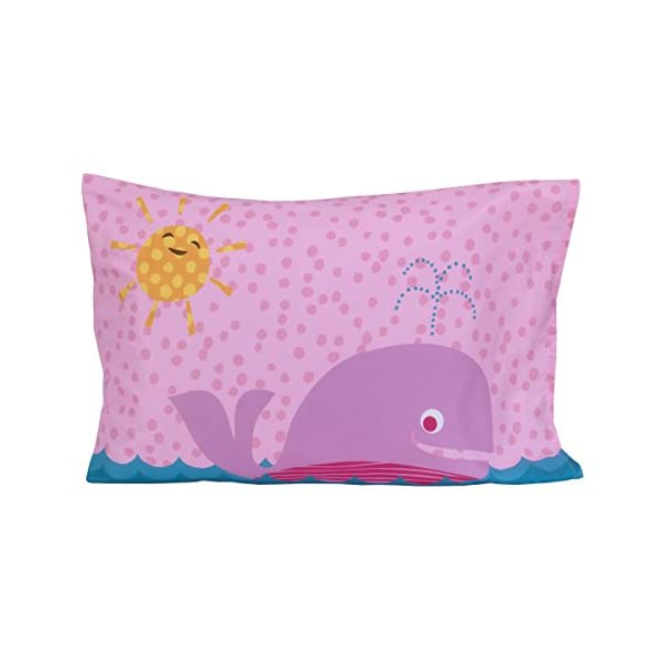 Little Tikes 4 Piece Mermaid Toddler Bedding Set 6