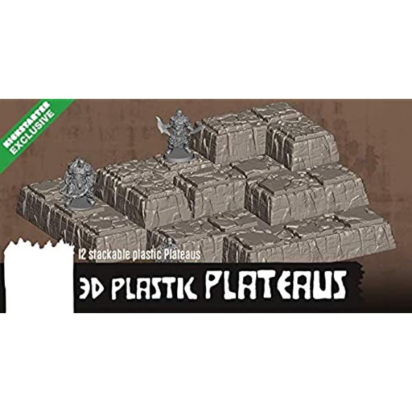 CMON KICKSTARTER Exclusive HATE Board Game Plastic Huts