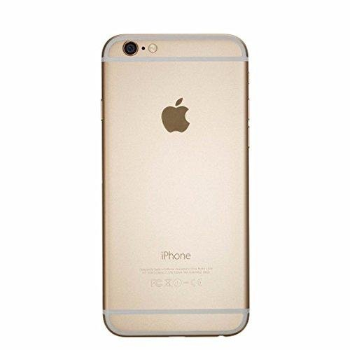 Apple iPhone 6, GSM Unlocked, 64GB – Gold (Certified Refurbished)
