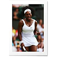 Photos by Getty Images Day Three: The Championships - Wimbledon 2015 - Unframed Print, Unframed, Glossy, 2.5