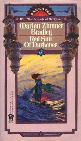 book cover of Red Sun of Darkover