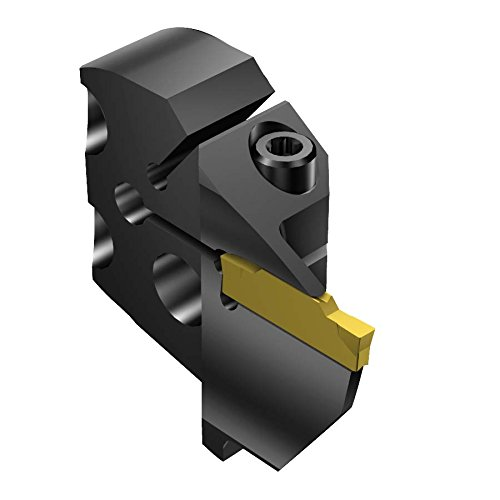 Sandvik Coromant 570-32R123G12B034B Steel CoroCut 41641 Head for Face Grooving Holder 0.47 Maximum Depth of Cut