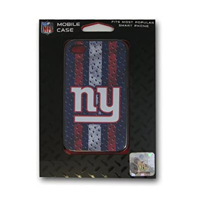 Team ProMark KIPH4FNYGNT1 Hard Case for iPhone 4 - 1 Pack - Retail Packaging - New York Giants