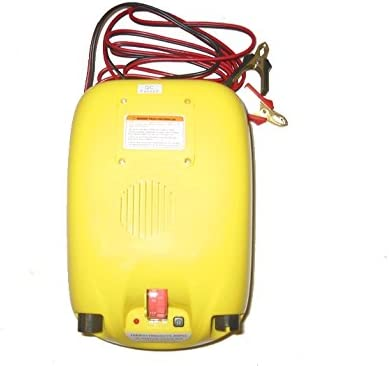 Electric High-Pressure Air Pump 12V for Inflatable Boat//Canoe//Kayak//Dinghy NEW