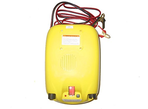 Portable 12V Electric Air Pump for Inflatable Boat, Inflatable Kayak and Paddle Board (No Battery) by Saturn (Image #2)