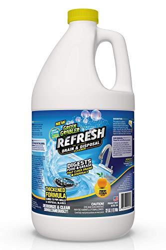 Green Gobbler ''Refresh Garbage Disposal & Drain Cleaner & Deodorizer (1 Gallon) by Green Gobbler (Image #8)