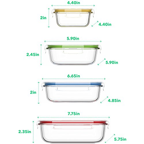 Buy freezer to microwave containers