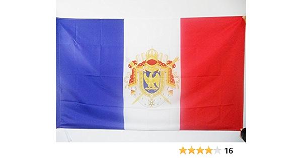 AZ FLAG Bandera de Las Primer Imperio FRANCÉS DE Napoleon 150x90cm para Palo - Bandera Francia NAPOLEÓNICA 90 x 150 cm: Amazon.es: Hogar