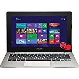 """Asus VivoBook S200E-RHI3T73 Notebook PC With 11.6"""" Touch-Screen Display & Intel® Core™ i3 Processor"""