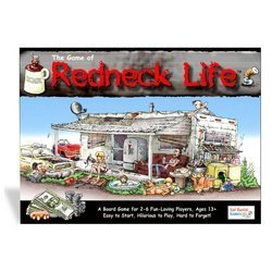 Redneck Life Board Game from Gutbustin' Games