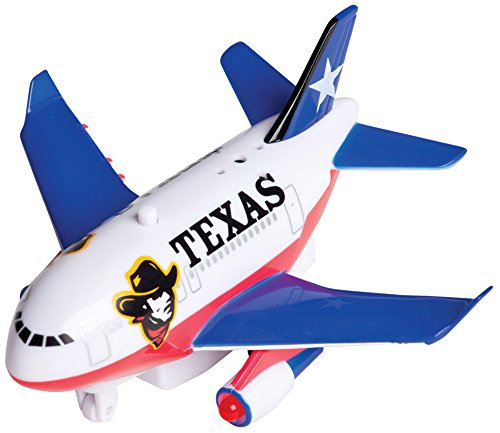 Daron Texas Pullback Toy with Light and Sound