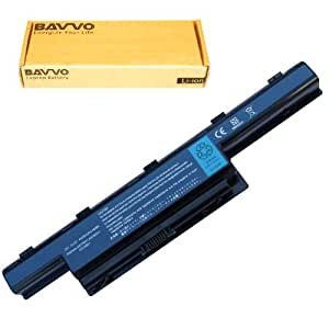 Acer Aspire AS7551-2560 Laptop Battery - Premium Bavvo® 6-cell Li-ion Battery