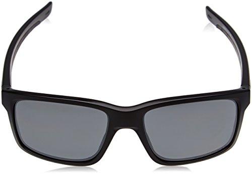 Black Oakley 57 Sonnenbrille Matte para de Gafas Mainlink Sol Hombre 6qZ86