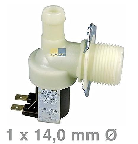 Universal Magnético Válvula de 1 Compartimento 90 ° 14,0 mmØ ...