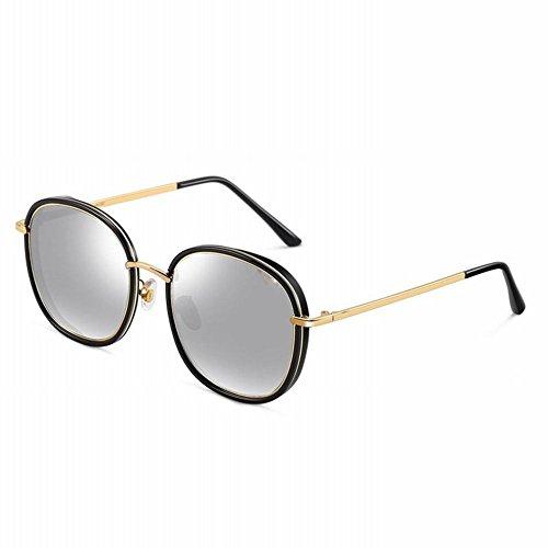 las de de moda de las tamaño AN del las la sol segundo sol de polarizadas gafas marco de mujeres de de Un do Gafas sol gafas 5wwIqf8