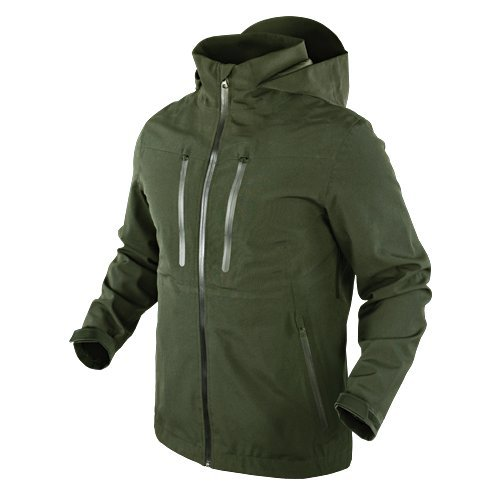 Condor aegis Hardshell Jacket Olive Drab Size XL by Condor Outdoor (Image #2)
