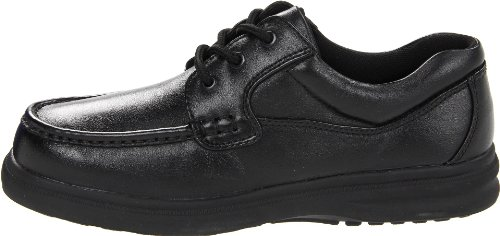 Hush Puppies hombres Gus Oxford,negro Leather,10.5 EW US