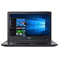 Acer Aspire 15.6 Full HD 1920x1080 laptop (2017), Intel Core i7-6500U dual-core processor 2.5GHz, 8GB RAM, 500GB HDD, 802.11ac, HDMI, SD card reader, Windows 10 64-bit