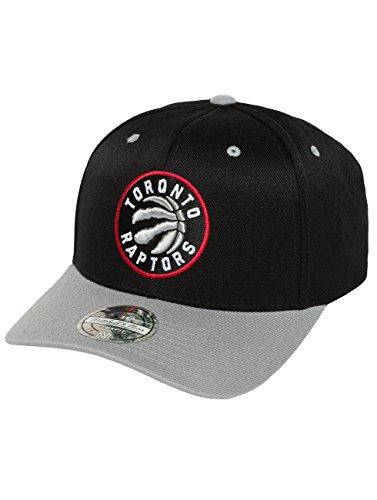 Current negro Toronto Tone Raptors Gorra Mujeres The Ness amp; Gorras Mitchell 2 Snapback FanU0w7q