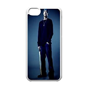 James-Bagg Phone case Singer Eminem Marshall Mathers Protective Case For iphone 5/5s iphone 5/5s Style-11
