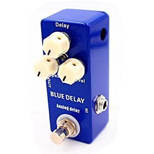 mosky deep blue delay mini guitar effect pedal everything else. Black Bedroom Furniture Sets. Home Design Ideas