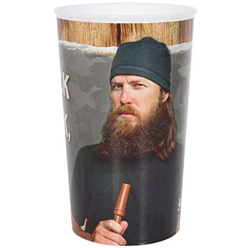 Duck Dynasty It's Dinner Keepsake 22oz Cups (2ct)