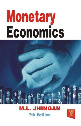 APPLIED MONETARY ECONOMICS EBOOK