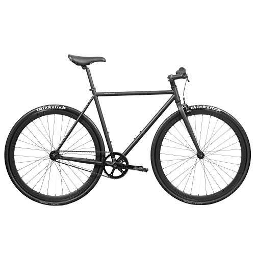 Pure Cycles Pure Fix Original Fixie Bike, Juliet Matte Black