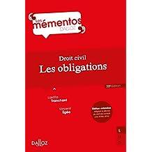 Droit civil. Les obligations (French Edition)