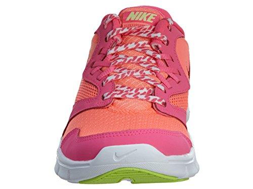 Zapatillas Para Correr Nike Flex Experience 3 Para Niñas (gs) Rosa