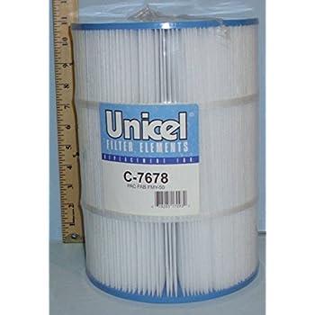 Amazon Com Unicel C 7699 Spa Replacement Cartridge