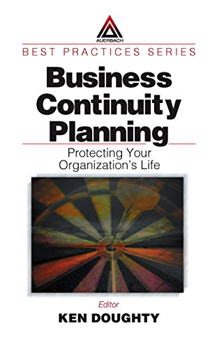 Business Continuity Planning: Protecting Your Organization's Life (Best Practices)