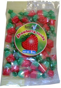 Strawberry Candy Fruit Filled (MP or Kras) 7oz