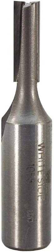 Whiteside Router Bits 1901 Standard Rabbeting Bit with 1-1//4-Inch Large Diameter 3//8-Inch Cutting Diameter and 1//2-Inch Cutting Length