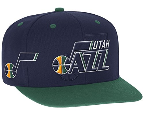 Utah Jazz Adidas 2016 NBA Draft Day Authentic Snap Back Hat