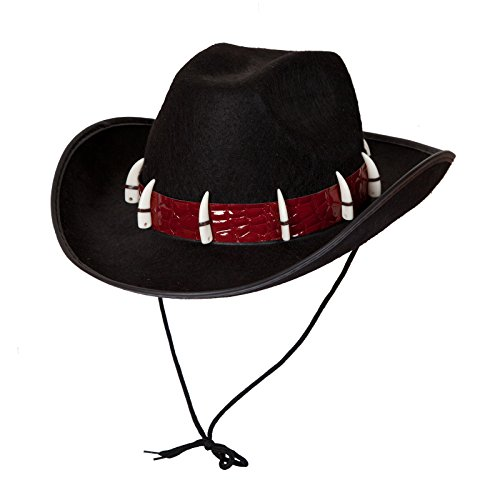 b8082050b8e Wicked Costumes Adult Adventurer Hat Fancy Dress Party Accessory Croc Teeth  Australian Outback - Buy Online in Oman.