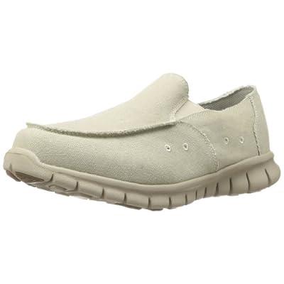 Propet Men's Mclean Work Shoe | Loafers & Slip-Ons