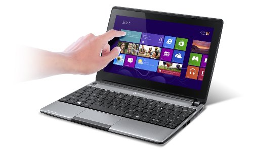 Gateway LT41P04u 10.1-Inch Touchscreen Laptop (Silky Gray)