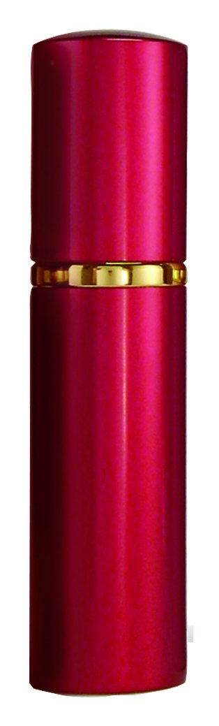 PS Products Eliminator 3/4 oz. Lipstick Pepper Spray-Red, Red