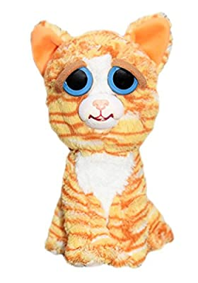 William Mark Feisty Pets Princess Pottymouth Adorable Plush Stuffed Cat that Turns Feisty with a Squeeze by William Mark