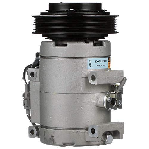 Delphi CS20071 New Air Conditioning Compressor