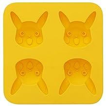 Madeleine Molds Silicon Yakiyaki Mini Madeleine Pokemon Pikachu XY