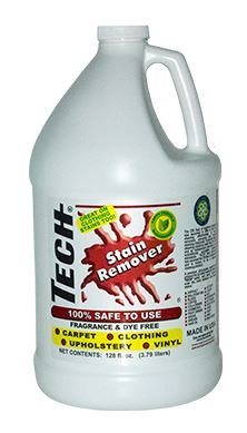 TECH 30001 Stain Remover Bottle - 128 oz (30001)
